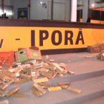 PRE de Iporã apreendeu mais de uma tonelada de maconha em 2018