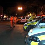 Armas e veículos são apreendidos em operações da PM em Umuarama e região