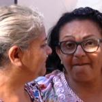 Irmãs se reencontram após 40 anos em Perobal