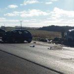 Seis pessoas morrem em grave acidente na BR-373