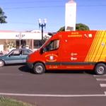 Duas pessoas ficam feridas após acidentes de trânsito em Umuarama