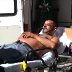 Homem é esfaqueado durante discussão em Santa Eliza