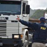 PRF divulga restrição de tráfego de veículos para 2019