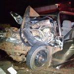 Seis pessoas da mesma família ficam feridas em colisão próximo a Cidade Gaúcha