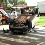 Cresce número de acidentes no trânsito de Umuarama: Corpo de Bombeiros faz alerta