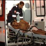 Jovem fica ferido após ser esfaqueado em Serra dos Dourados