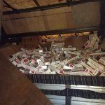 Carga de cigarros contrabandeados que saiu de Umuarama é apreendida na PR-323