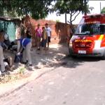Colisão entre duas motos deixa três pessoas feridas em Umuarama