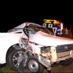 Homem fica ferido após acidente entre dois carros em Umuarama