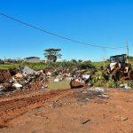 Descarte de lixo orgânico na APA do Piava vira problema para município