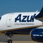 Azul Linhas Aéreas terá voo direto de Curitiba para Pato Branco e Toledo