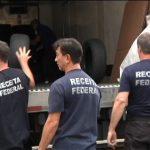 Operação da Receita Federal apreende mais de mil pneus em Umuarama