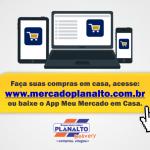 Supermercados Planalto lança sistema de vendas online em Umuarama