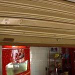Criminosos arrombam lanchonete de clube em Umuarama e furtam bebidas