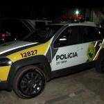 Homem é preso após enforcar e ameaçar ex-companheira de morte em Umuarama