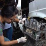 Peritos identificam 4 veículos roubados e 13 motores adulterados