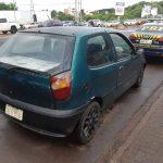 PRF recupera carro roubado em 1998 e prende motorista