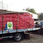 Contrabando é apreendido em porto clandestino na Fronteira com o Paraguai