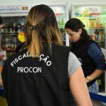 Procon e ANP fiscalizam postos de combustíveis de Umuarama