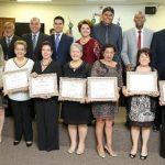 Câmara de Vereadores homenageia as Mulheres Cidadãs de 2019