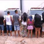 Operação desarticula quadrilha de tráfico de ecstasy em Umuarama