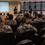 Polícia Federal de Guaíra inicia treinamento de armamento e tiro