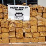 GDE prende acusado de ser dono de 1,5 tonelada de maconha apreendida em Umuarama