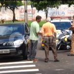 Dois homens ficam feridos após acidente de trânsito em Umuarama