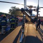Uma pessoa morre em acidente envolvendo veículo de Cruzeiro do Oeste