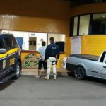 Suspeito de tráfico é preso com mais de 200 quilos de maconha