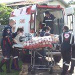 Idoso sofre AVC em motel às margens da PR-323