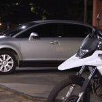 PM apreende veículo preparado para o contrabando em Umuarama