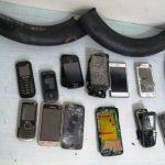 Homem é preso ao tentar entrar com celulares na cadeia de Umuarama