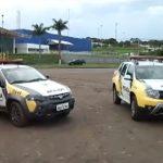 PM de Umuarama apreende carretas, motocicletas e cumpre mandado de prisão durante operação
