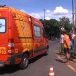 Criança de 4 anos fica ferida após ser atropelada em Umuarama