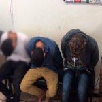 Quadrilha suspeita de praticar vários roubos em Tapejara é presa