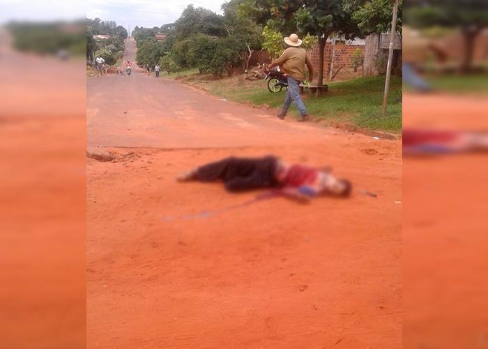 Homem é morto a facadas em Tapira