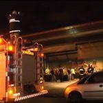 Princípio de incêndio atinge cobertura da feira do produtor em Umuarama