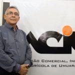 Orlando Santos é reeleito presidente da Associação Comercial de Umuarama