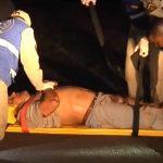 Motociclista fica ferido após acidente na PR-482, entre Umuarama e Maria Helena