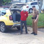 Homem é preso por importunação sexual no centro de Umuarama