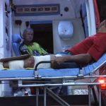 Colisão entre carro e moto deixa duas pessoas feridas em Umuarama