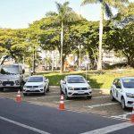 Prefeitura equipa secretarias com mais cinco veículos