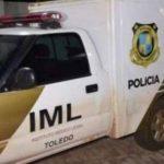 Acidente envolvendo moto e trator deixa uma vítima fatal em Jesuítas