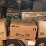 Homem é detido transportando cosméticos contrabandeados na PR-323