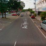 Moto é furtada em plena luz do dia no centro de Umuarama