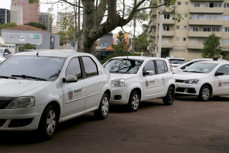 Paraná lança edital para contratação de manutenção da frota