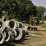 Prefeitura implanta galerias e vai licitar pavimentação para Lovat