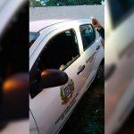 Carro da UBS Bem Estar é arrombado e tem bateria furtada