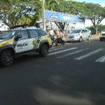 Universitários são presos com frascos de loló e maconha em Umuarama